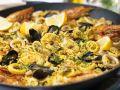 Feurige Paella Rezept