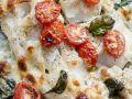 Fisch mit Tomaten und Mozzarella Rezept