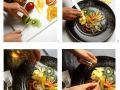 Flambierte Früchte Rezept