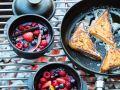 French Toast mit Beerenkompott Rezept