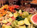 Verdorbenes Obst & Gemüse im Supermarkt