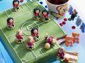Fußballfeld zum Vernaschen Rezept