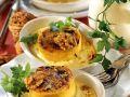 Gebackene Kartoffelteig-Röllchen Rezept