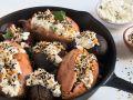 Gebackene Süßkartoffeln und Rote Bete Rezept