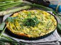 Gebackener Spargel-Omelett-Kuchen Rezept