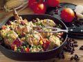 Geflügel-Gemüse-Pfanne Rezept