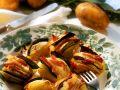 Gefüllte Kartoffeln mit Speck Rezept