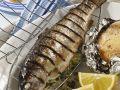 Gegrillte Forelle mit Kräuterfüllung Rezept
