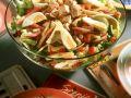 Gemischter Salat mit Hähnchen Rezept