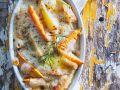 Gemischtes Kartoffelgratin Rezept