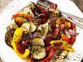 Gemüse vom Grill mit Dressing Rezept