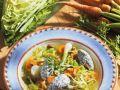 Gemüseeintopf mit Klößchen Rezept
