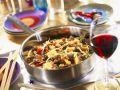 Gemüsepfanne mit Rindfleisch Rezept
