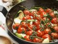 Geschmorte Kirschtomaten Rezept