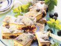 Grieß-Brombeer-Schnitten Rezept