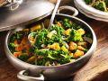 Grünkohl mit Wurst und Kartoffel Rezept