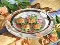 Gurkenhäppchen mit Lachstatar Rezept