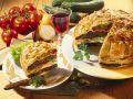 Hackfleisch-Nudelauflauf mit Gemüse Rezept