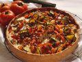 Hackfleischkuchen mit Gemüse Rezept