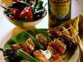 Hähnchen-Gemüsespieße Rezept
