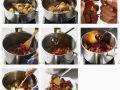Hähnchen mit Krebsen Rezept