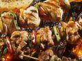 Hähnchenspieße vom Grill Rezept