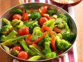 Herbstliche Gemüsepfanne Rezept
