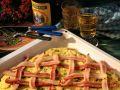 Hessischer Speckkuchen (Bloatz) Rezept