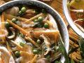 Hühnersuppe mit Glasnudeln Rezept