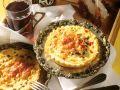 Käse-Paprika-Törtchen Rezept