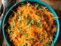 Karottenrohkost mit Sesam Rezept