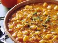 Kichererbsen-Tomatensuppe Rezept
