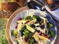 Kohlsalat mit Ei Rezept