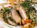 Kräuter-Schweinebraten auf französische Art Rezept