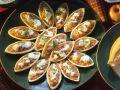 Lachsschiffchen mit Dillsauce Rezept