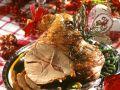 Lammkeule mit Morcheln Rezept