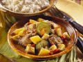 Lammragout auf kreolische Art Rezept