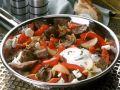 Lammragout mit Paprika Rezept