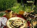 Marinierte Auberginen Rezept