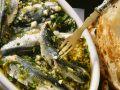 Marinierte Sardellen mit Knoblauch und Petersilie Rezept