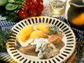 Matjes mit Joghurtsauce und Kartoffeln Rezept