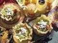 Mexikanischer Eisberg-Avocadosalat Rezept