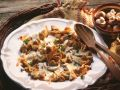 Mozzarella mit Champignons Rezept