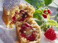 Muffins mit fruchtiger Marzipanfüllung Rezept
