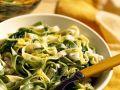 Nudeln mit Zitronen-Fetasauce Rezept