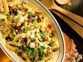 Nudelsalat mit Bohnen, Chili und Avocado Rezept