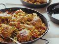 Paella mit Hähnchen Rezept