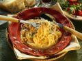 Pasta mit Walnuss-Käse-Soße Rezept