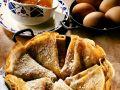 Pfannkuchen mit Konfitüre Rezept