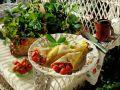 Pfrannkuchen mit Erdbeerfüllung Rezept